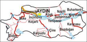 Aydın Harita